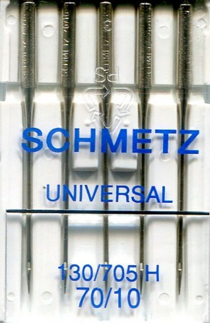 Schmetz Universal Machine Needles 70 / 10