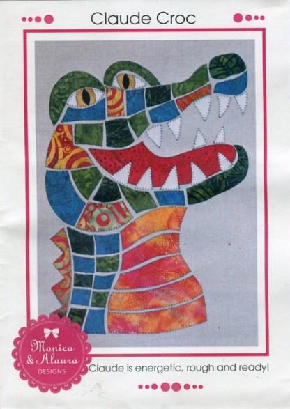 Claude Croc Pattern