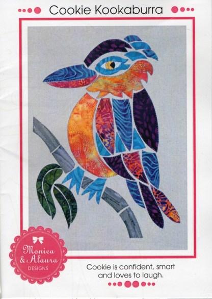 Cookie Kookaburra Pattern
