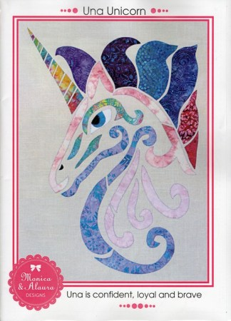 Una Unicorn Pattern