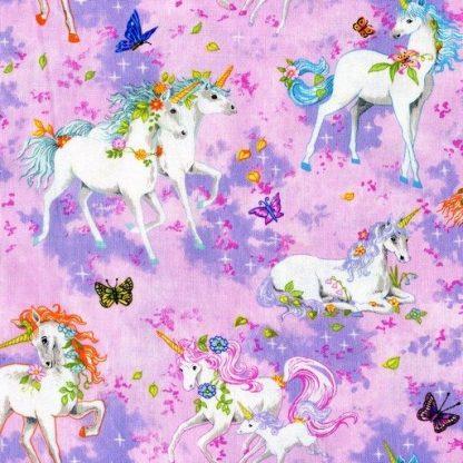Unicorns - Pink 89750-1