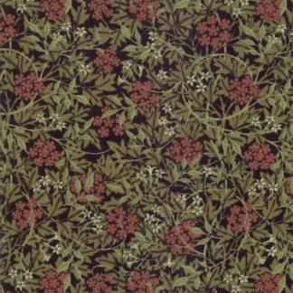 Morris Garden - Ebony 7332-12
