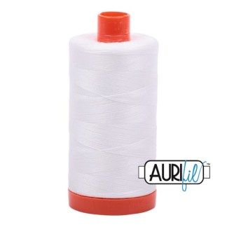 Aurifil Thread Mako' NE 50 2021, 1300 metre spool