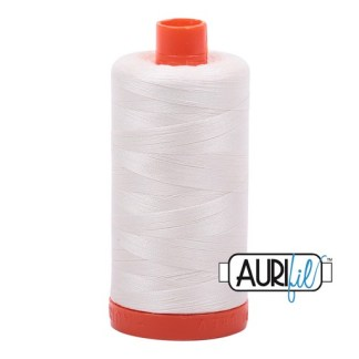 Aurifil Thread Mako' NE 50 2026, 1300 metre spool