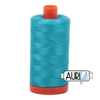 Aurifil Thread Mako' NE 50 2810, 1300 metre spool
