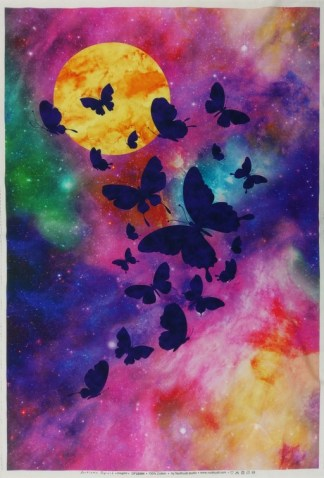 Imagine Butterfly Panel DP22564