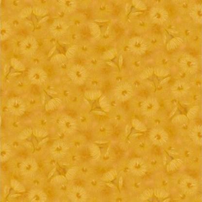 Gum Blossoms - Gold 0012-9