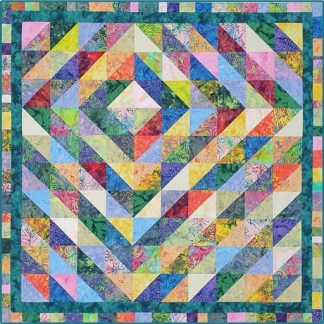 The Asymmetrical Quilt Kit