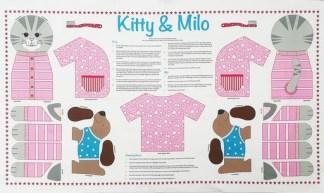 Kitty & Milo Panel