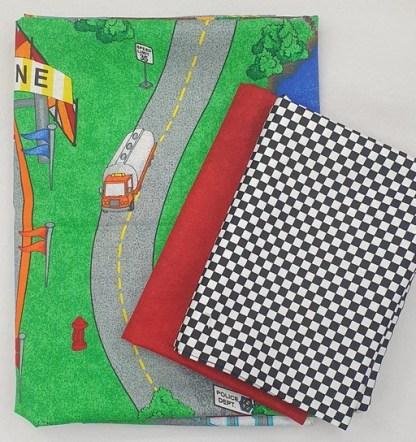 VIP Play Mat Quilt Fabric Pack