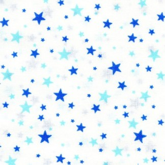 Sevenberry Stars 6114-2-2 White and Blue