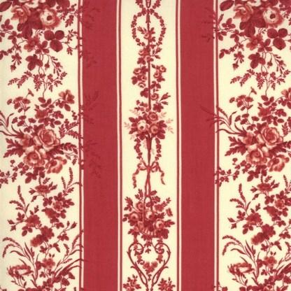 Jardin De Fleurs 13891-11 Rouge