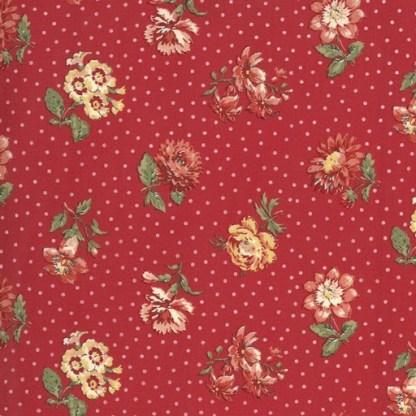 Jardin De Fleurs 13893-12 Rouge