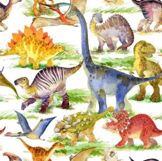 Dinosaur Friends 3DIN-1