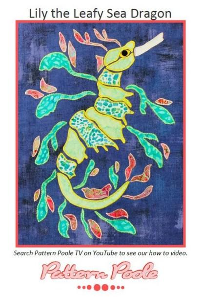Lily the Leafy Sea Dragon Pattern