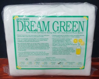 Quilters Dream Green (Select) Wadding - Queen