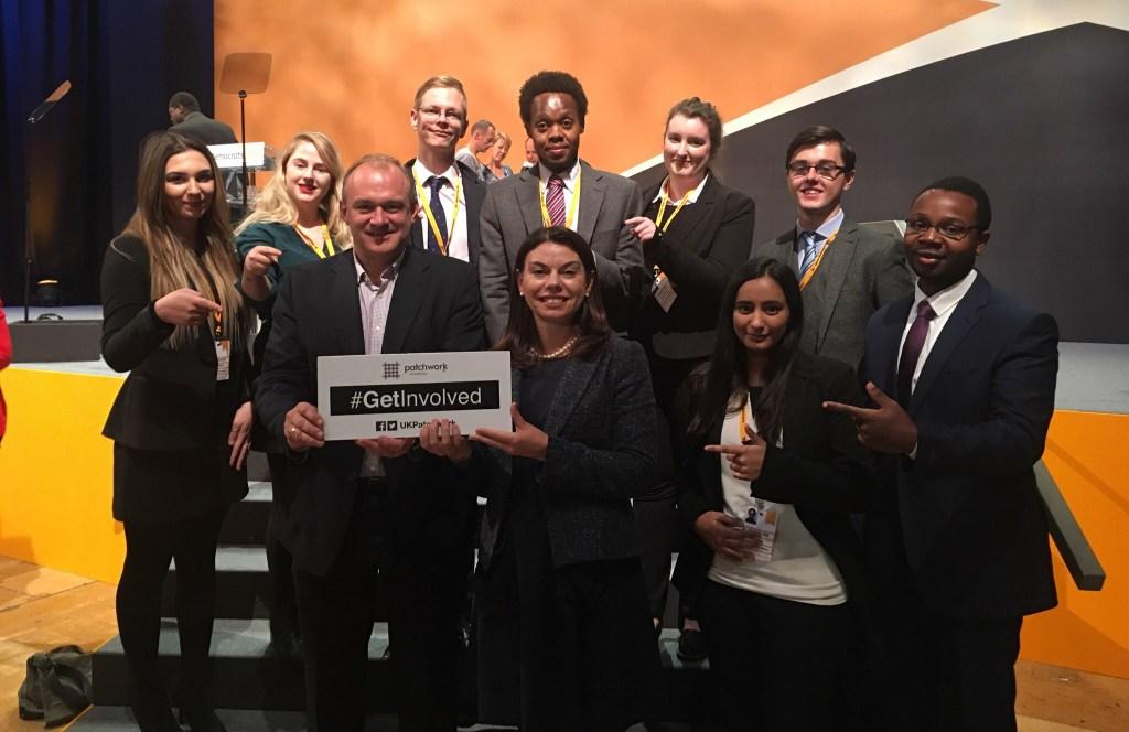 Liberal Democrats Conference 2017 – #GetInvolved