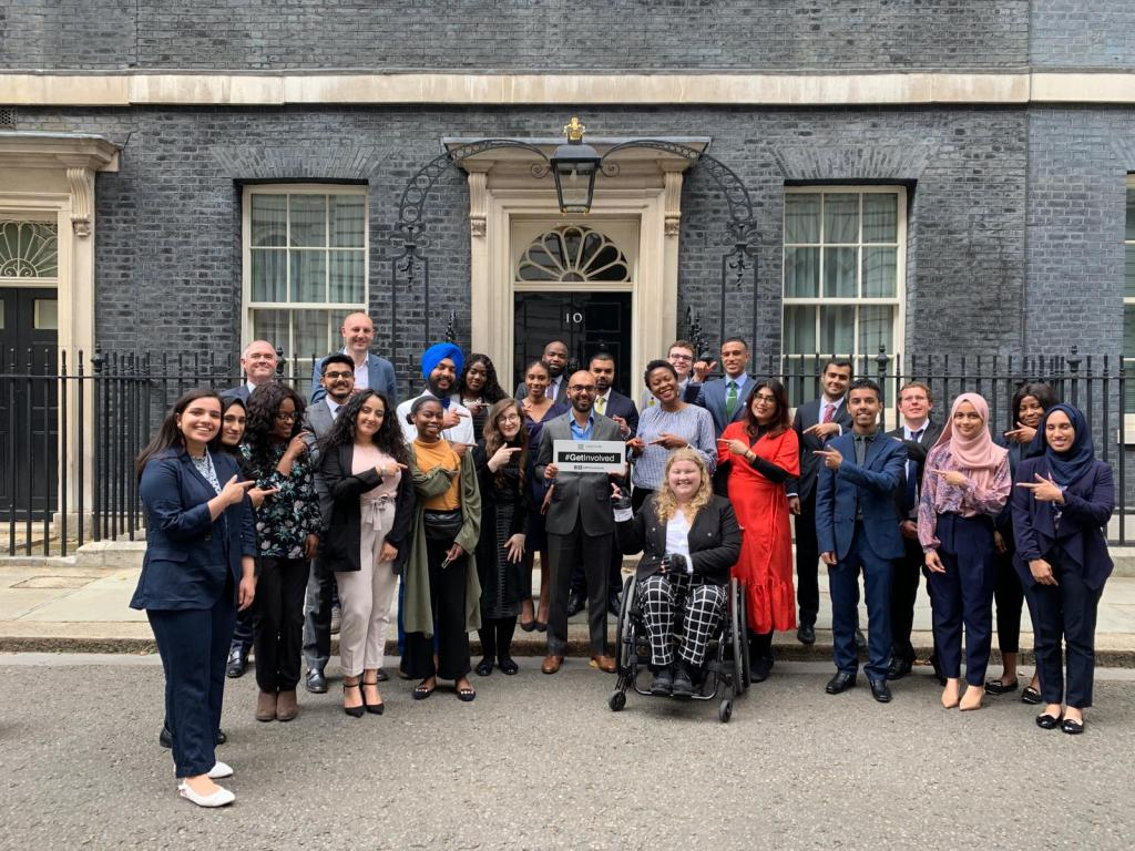 The down low at Number 10, Masterclass with Private Secretary Imran Shafi