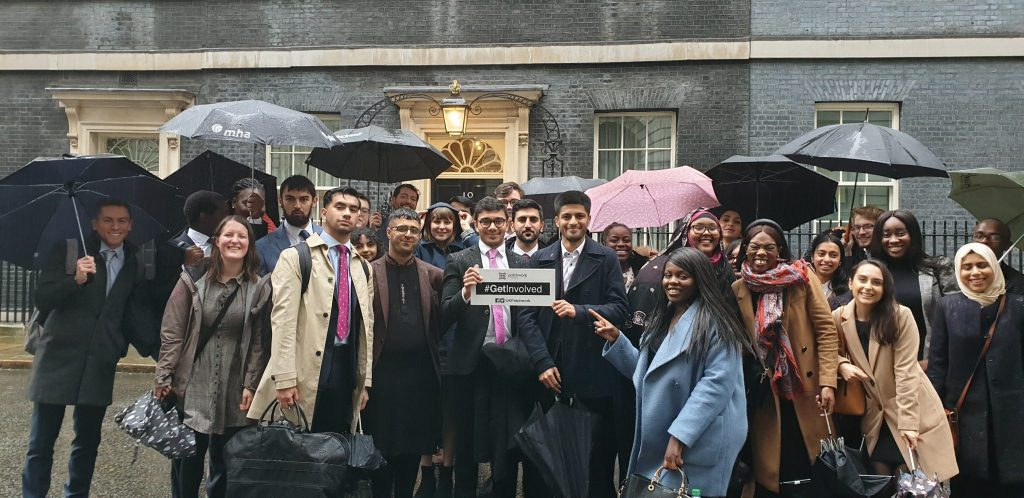 Diversity & Representation inside Downing Street