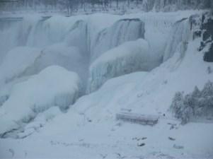 American Falls n Bridal Veil Falls 2015