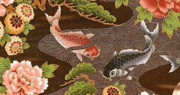 Tecidos Japoneses