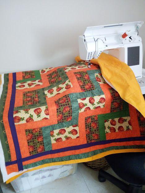 Quilting en máquina de coser