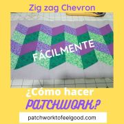 Patchwork Chevron