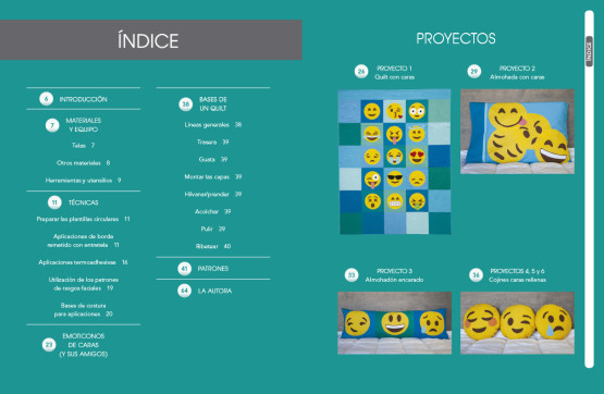 Interior Coser Emoticonos