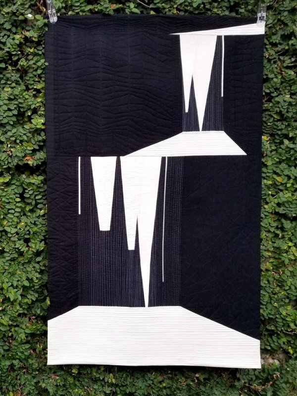 Waterfall, Handi Quilter Excellence Award