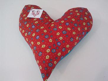 Almohada del corazón Proyecto Micky