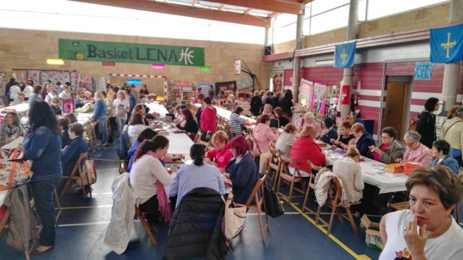 Gran asistencia de participantes en el eveto organizado por Aspale