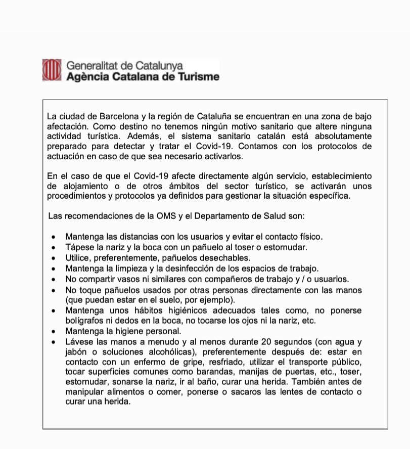 Coronavirus-Generalitat