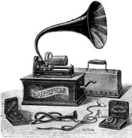 Graphophone 1901