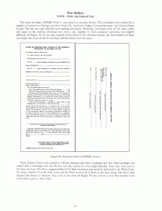 USWBC Form 3