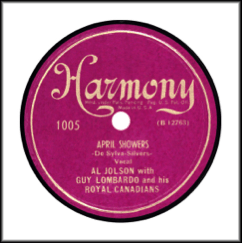 Harmony Puce Post World War II