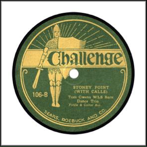 Challenge Record Label