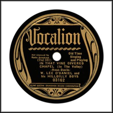 Record Label: 1935-1937. Glossy black.