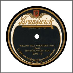 Brunswick 1916-1924