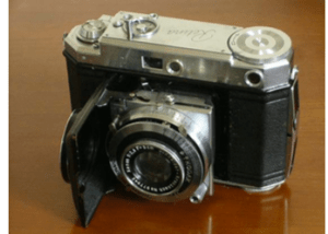 Kodak Retina II Type 122