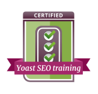Pat Costa successfully completed the Yoast SEO for WP Training course!