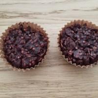 Healthy : Barres protéinées au chocolat sans lactose