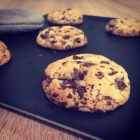 A l'heure du goûter : Des cookies comme à New york