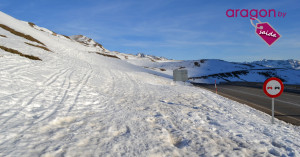 Raquetas en la nieve