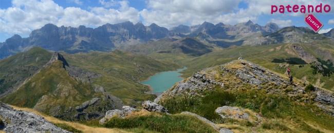 Vistas desde el Pico Pazino