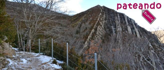 Subida al Monte Peiró