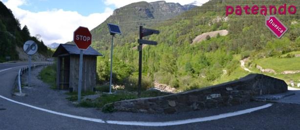 Rutas en la Jacetania
