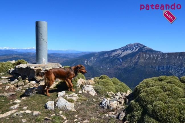 Cima del Pico Gabardiella