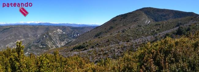 Pico Gabardiella y Pirineos