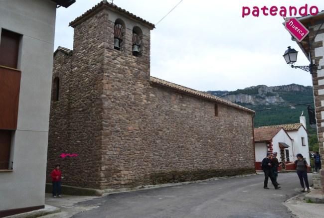 Iglesia de San Miguel Arcángel de Villalangua