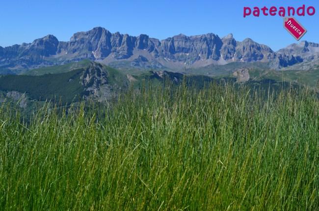 Vista de Sierra Partacua